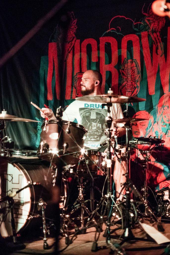 Microwave ATL Band Smiling Moose Veronica Varos Concert Music Photography